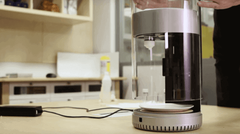 Featured image of Columbia Scientists use a 3D Printer to Cook your Food