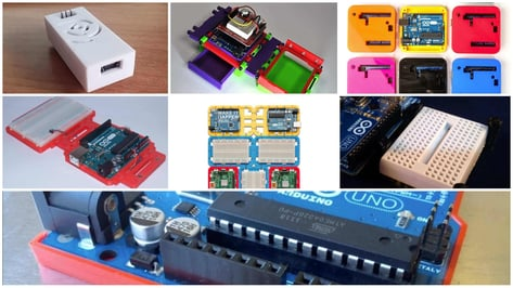 Featured image of 12 Awesome Arduino Cases to 3D Print