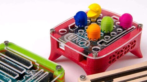 Featured image of Zmorph Offers 3 Great Arduino Case Designs