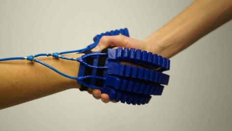 Featured image of Ulticast Process Uses 3D Printer to Cast Silicone for Soft Robotics
