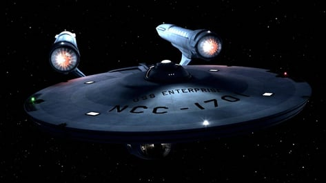 Featured image of 10 Iconic Star Trek 3D Models to 3D Print