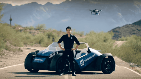Featured image of 3D Printed Drone Helps Autonomous Cars To Avoid Traffic