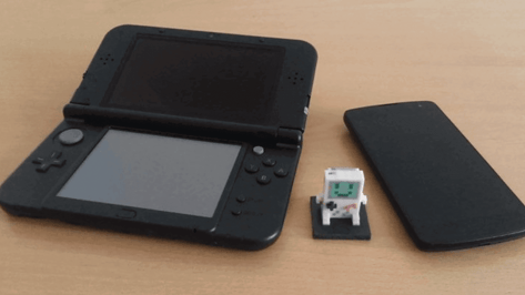 Featured image of Inchville Brings 3D Printed Toys-To-Life to Nintendo 3DS