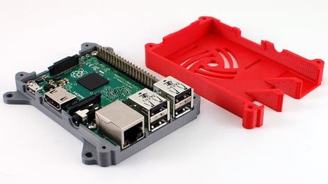 Image de l'en-tête de Boîtier Raspberry Pi 3 à imprimer en 3D – Les meilleurs modèles 2019