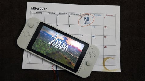 Featured image of 3D Print a Totally Awesome Nintendo Switch Replica