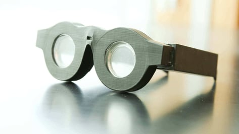 "Featured image of 3D Printed ""Smart Glasses"" Automatically Adjust Focus"