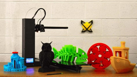 Featured image of XMachines Lorei 3D Printer is Big Money Kickstarter Failure