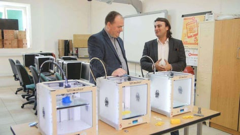 Featured image of Malta Invests in 3D Printers for Schools Nationwide