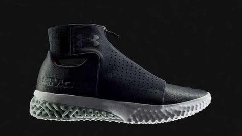 "Featured image of Under Armor Unveils 3D Printed ""ArchiTech Futurist"" Sneaker"