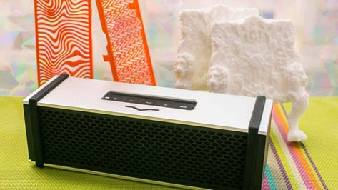 Featured image of V-Moda Remix: Bluetooth Speaker Customized With 3D Printing