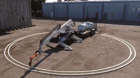 Featured image of MIT's Autonomous Construction Rig 3D Prints Affordable Homes