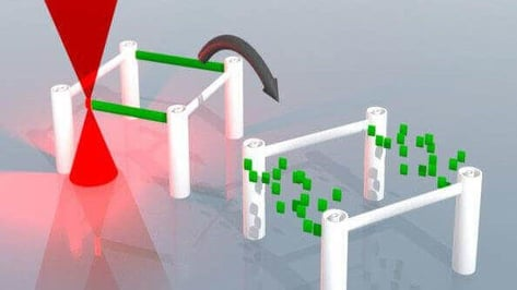 Featured image of Scientists Develop Erasable Ink for 3D Printing Nanostructures