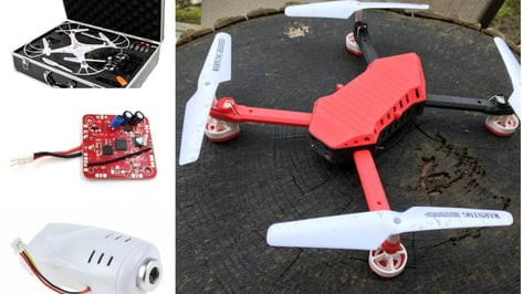 Featured image of 10 Best Syma X5C Quadcopter Accessories to Buy or DIY