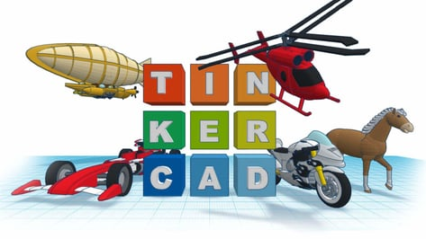 Featured image of 30 Cool Tinkercad Designs, Ideas & Projects (Spring 2020)