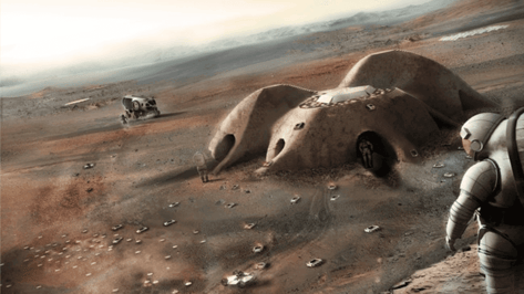 Featured image of Foster Architects win NASA Awards for 3D Printed Habitat Challenge