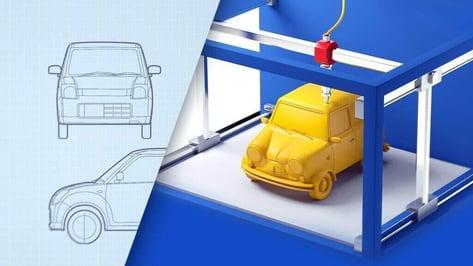 Imagen principal de 9 tipos de impresoras 3D: guía de tecnologías de impresión 3D