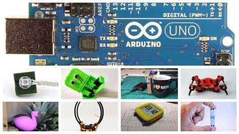 Featured image of Die besten Arduino-Projekte für deinen 3D-Drucker