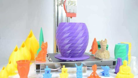 Featured image of Ionic3DP Soon to Launch New Type of High Quality 3D Printer