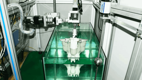 Featured image of Scientists Use Water & Robots to Create 3D Scanning Technique
