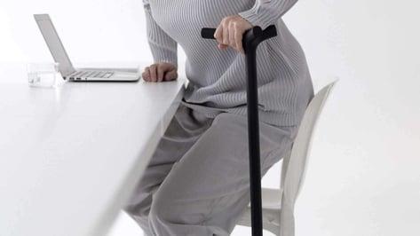 Featured image of Shiro Studio 3D Prints Stylish and Practical ENEA Walking Stick