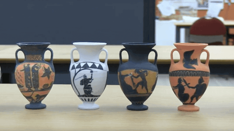 Featured image of University Uses 3D Printing to Bring Ancient Greek Artifacts to Life