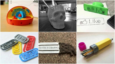 Featured image of 30 Back to School DIY Supplies You Can 3D Print