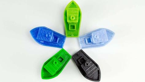 Imagen principal de Guía de filamento PETG: todo sobre el filamento 3D