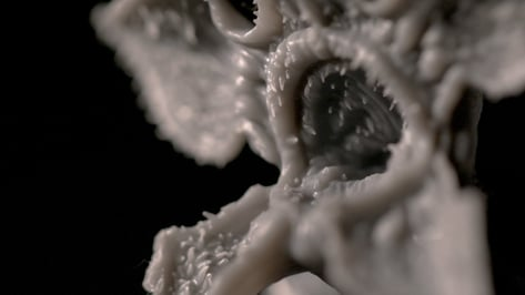 Featured image of VFX Studio Prototyped Stranger Things Demogorgon with a Form 2