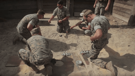 Featured image of U.S. Marines Are Testing 3D Printed Explosives for Use in Battlefield