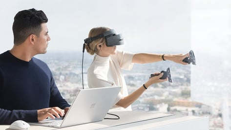 Featured image of What is Mixed Reality? Microsoft Launches New VR Hardware