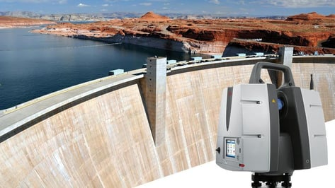 Featured image of Leica Adds 3D Laser Scanner with 1km Range to Product Lineup