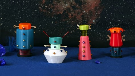 Featured image of Designer Alessandro Zambelli Creates Quirky 3D Printed Home Accessories