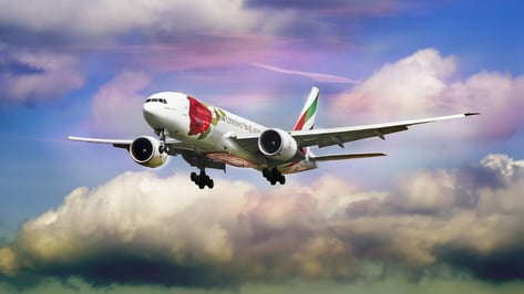 Featured image of Emirates Using SLS 3D Printing to Make Aircraft Cabin Parts