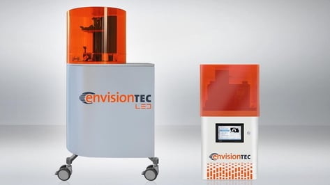 Featured image of EnvisionTEC Rolls Out Two Production-Ready Printers at Formnext 2017