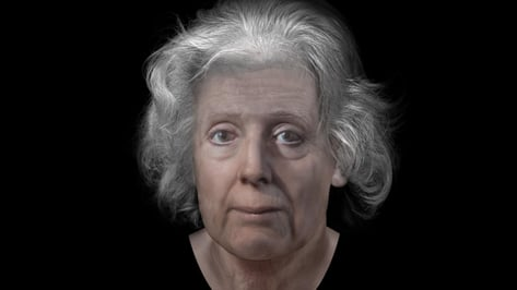 "Featured image of Forensic Artist Uses 3D Virtual Sculpture to Reconstruct Scottish ""Witch's"" Face"