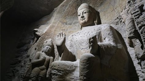 Featured image of 3D Printing Helps Preserve Buddhist Statues From Yungang Grottoes Caves