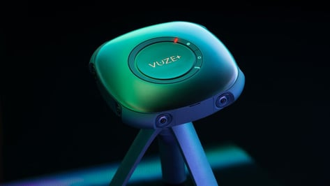 Featured image of Vuze+ Shoots 360 Degree 4K Video in 3D