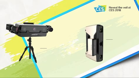 Featured image of Shining 3D Upgrades EinScan Scanning System, Partners With TechMed 3D