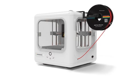 Featured image of Polaroid Debuts Four New 3D Printers at CES 2018