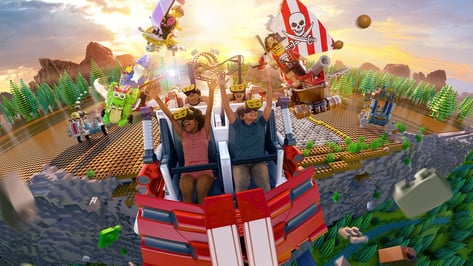 Featured image of Legoland to Open VR Roller Coaster Ride in Florida