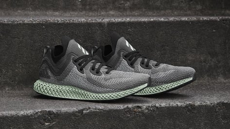 Featured image of Adidas and Carbon Announce 3D Printed AlphaEDGE 4D LTD Footwear