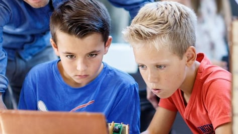 Featured image of Ultimaker Becomes Sponsor and Supplier for GE's Additive Education Program