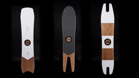 Featured image of Shred the Snow: CAPiTA Improves Snowboards with 3D Printed Sidewall Technology