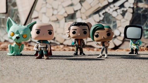 Featured image of Behind the Scenes at Funko, Where 3D Printing Plays a Part