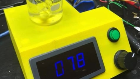 Featured image of [Project] 3D Print Your Own Magnetic Stirrer