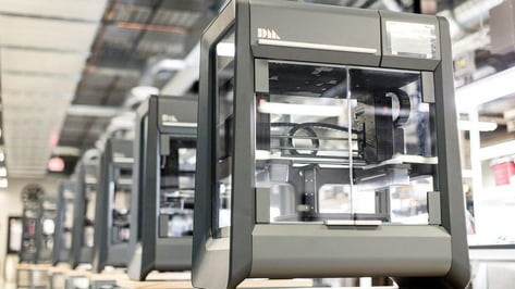 Featured image of Desktop Metal Raises $65 Million in Funding From Ford Motor Company