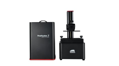 Featured image of Wanhao Duplicator 7 (D7) – Review the Specs