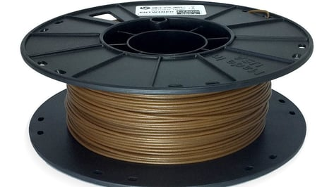 Featured image of 3D Print With Improved Hemp Filament