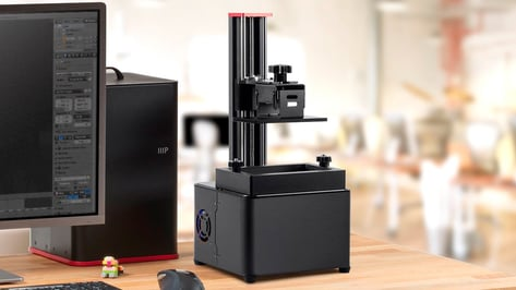Featured image of Monoprice Mini SLA: Review the Facts of this Resin 3D Printer