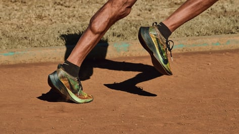 Featured image of Nike Flyprint: Lightweight, Flexible and 3D Printed Shoes Designed for Runners